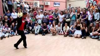 Видео: Сальса баттл (Соло) Девушки