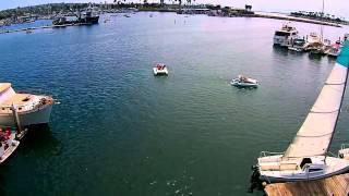 FunCat Electric Catamaran — Seaforth Boat Rentals