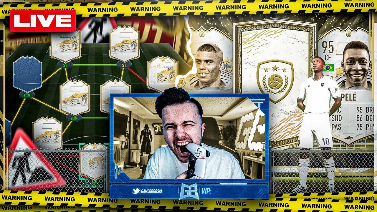 FIFA 21: Prime ICON MOMENTS Packs & SBC´s 🔥 WL Team Bau 😱 Menü Mittwoch