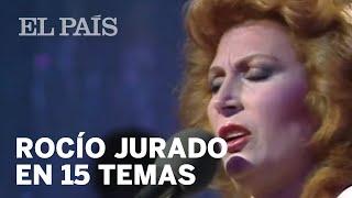 Rocío Jurado | Sus 15 mejores temas