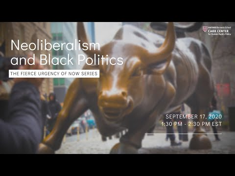 Neoliberalism and Black Politics on YouTube