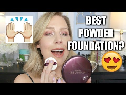 FULL COVERAGE COMPACT FOUNDATION- WANDER BEAUTY REVIEW thumbnail