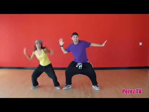 This Dance Routine Is Gonna Make You Sweat! Learn it! David