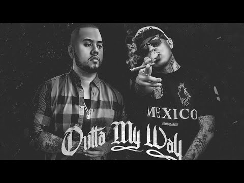 Cartel MGM & King Lil G - Outta My Way (With Lyrics On Screen)-2015
