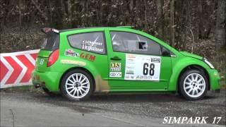 Vid�o Rallye des C�tes de Garonne 2015 par Simpark 17 (94 vues)