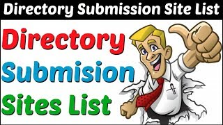 Free Directory Submission Sites List 2020 | | Instant Approval Directory Submission Site List 2020