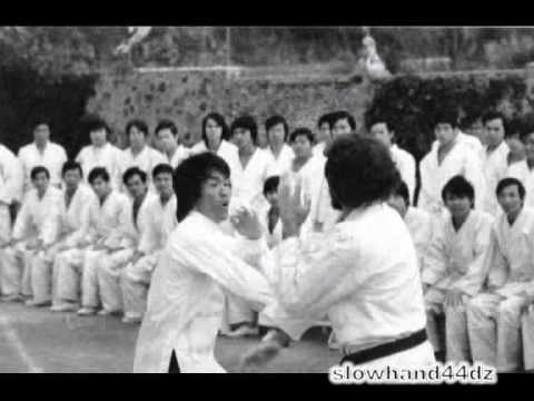Bruce lee - Making Of Enter The Dragon Part 7 (Bob Wall Fight Scene)