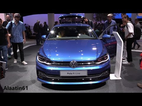 Volkswagen Polo R Line 2018 | In Depth Review Interior Exterior