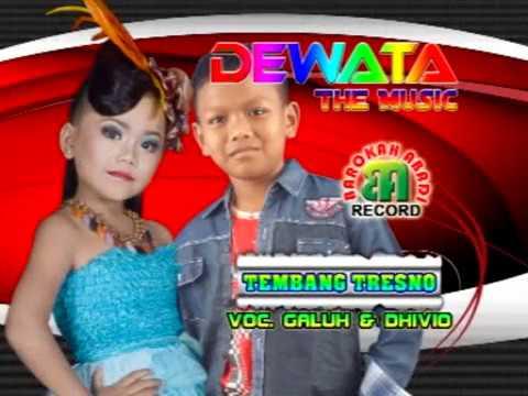 Tembang Tresno - Galuh feat Dhivio #barokahabadi