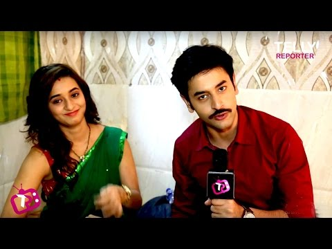 Shashank Vyas Turns Reporter For Shivani Surve | Jana Na Dil Se Door | Offscreen Fun