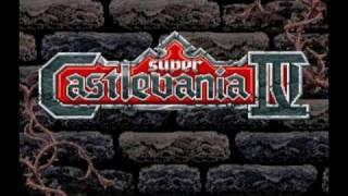 SNES Gems - 14 - Castlevania Vs Akumajo Dracula