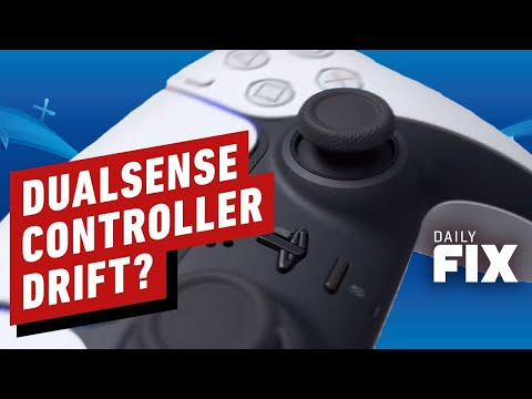 Sony the Target of PS5 Controller Drift Investigation? - IGN Daily Fix