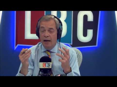 [Must Watch] Nigel Farage Discusses the London Terror Attack
