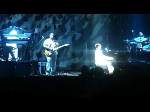"John Legend LIVE ""So High (Cloud 9)"" - Philip's Arena Atlanta 07-13-11"