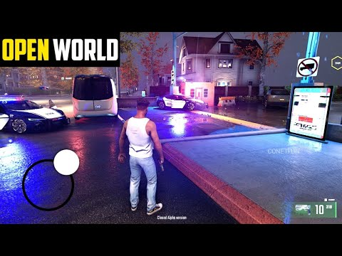 Top 10 Gameloft Open World Games For Android And IOS