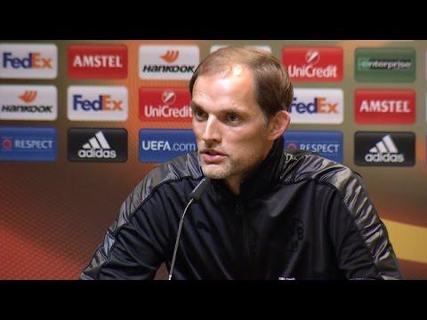Pressekonferenz: Konzentriert und fokussiert sein | BVB - FC Krasnodar