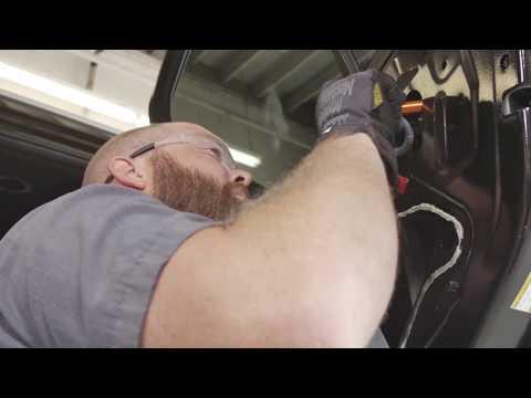 Collision Repair Job Skill Videos: Tear Down For Estimating