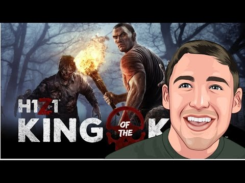 Gonna Be A Good Day | H1Z1 Gameplay!