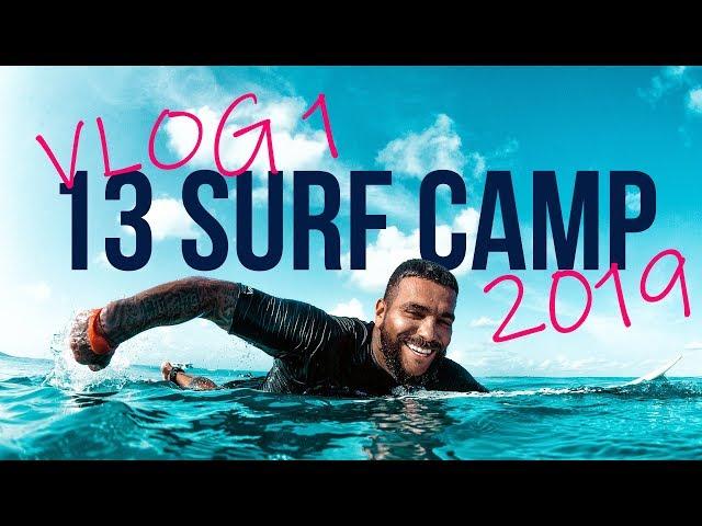 TIMATI   13 SURF CAMP - MALDIVES / PART 1
