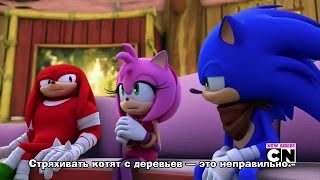 sonic boom cartoon network episode 4 NEW EPISODE FOR KIDS