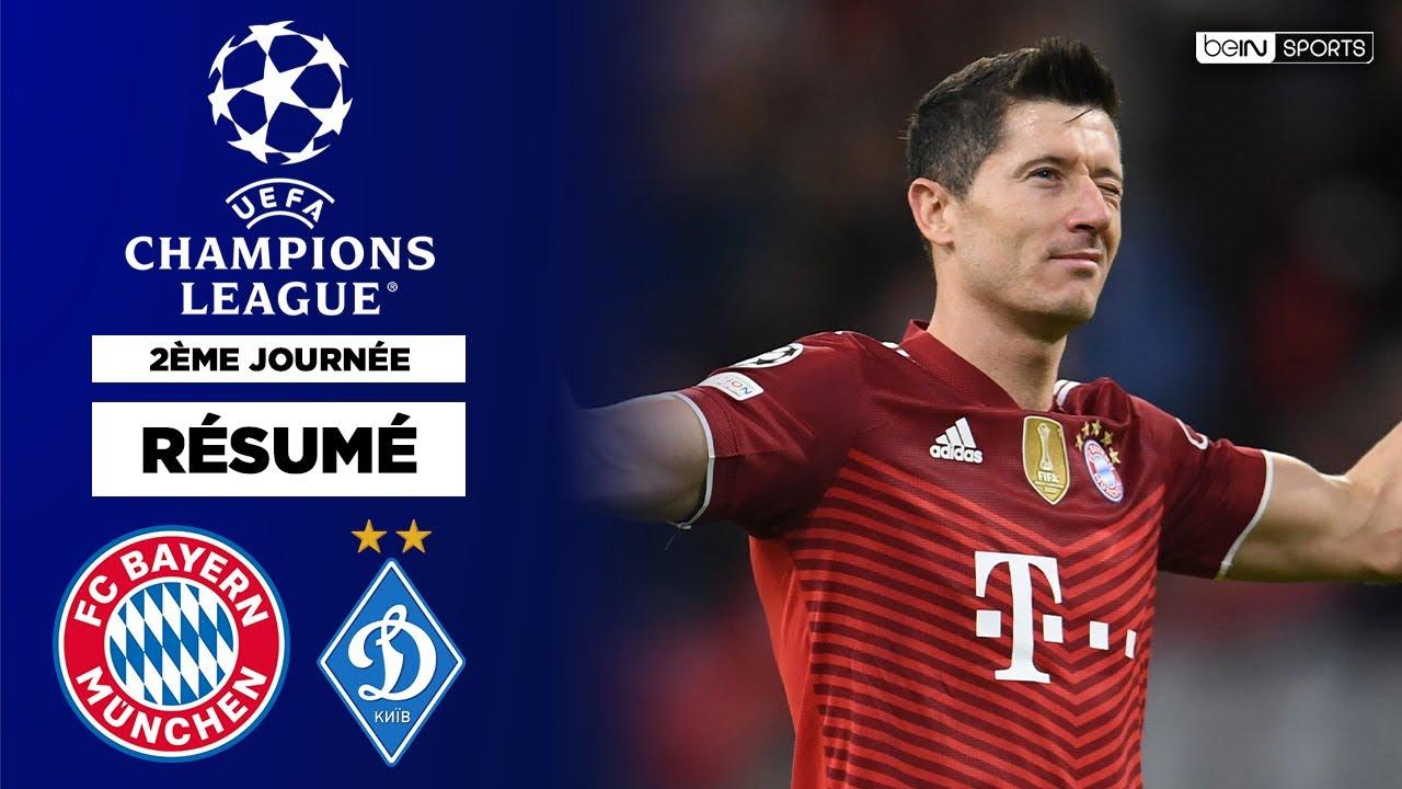 Download Résumé - Champions League : Le Bayern colle une manita au Dynamo Kiev