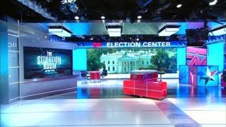 CNN Washington unveils new studio
