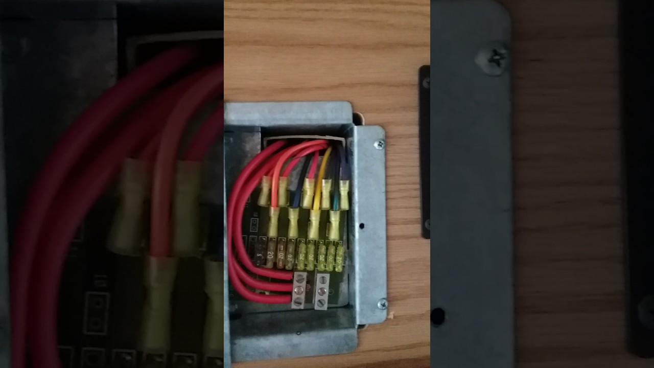 hight resolution of pace arrow fleetwood gm fuse panels