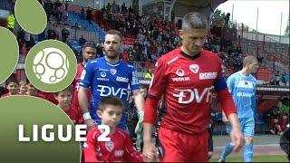 Dijon FCO - Angers SCO (1-1)  - Résumé - (DFCO - SCO) / 2014-15