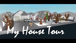Roblox|| BloxBurg|| My House Tour