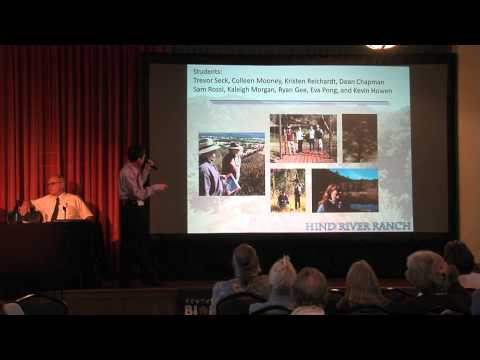 Dreaming the Salinas 2012 - Panel 1 - Case Study: The Hind River Ranch