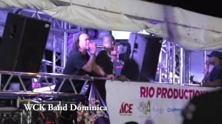 Lightin up De Road Parade in -St Maarten 11 04 2015