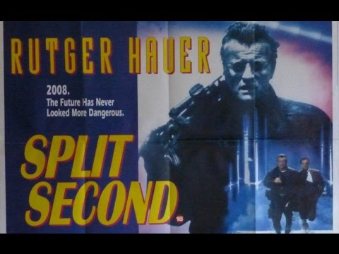 Split Second  Full Movie  Rutger Hauer, Kim Cattrall