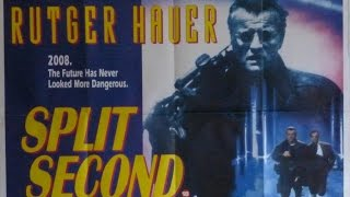 Split Second | Full Movie | Rutger Hauer, Kim Cattrall