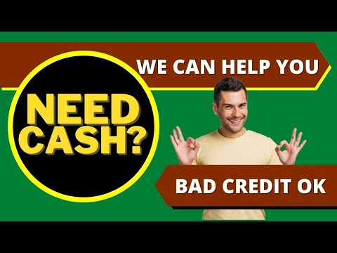 💲 Online Personal Loans For People With Bad Credit - 2019 🤑