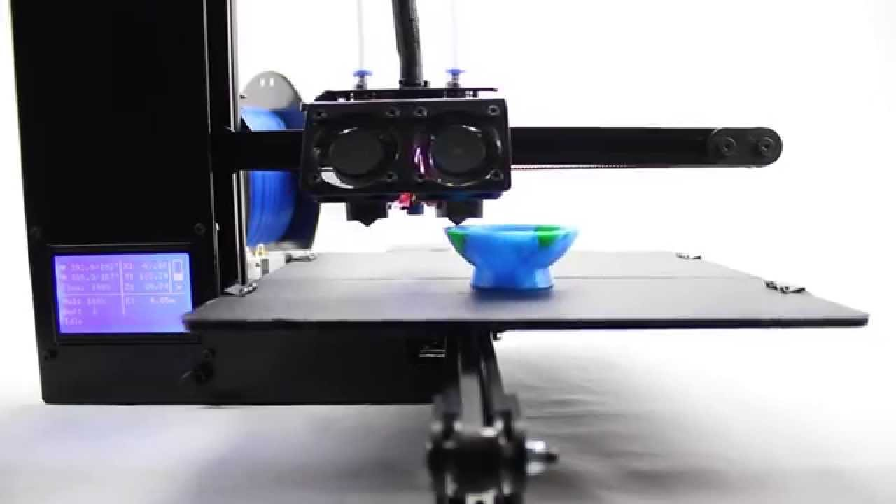 Genesis 3D Printer: Exceeding Every Expectation - YouTube