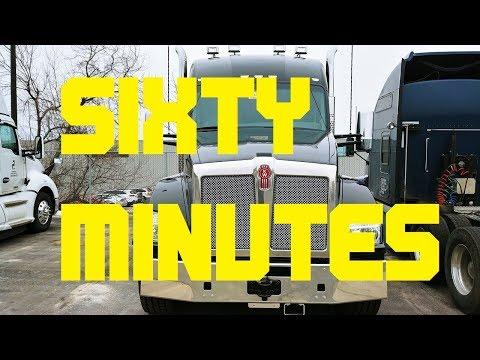 KENWORTH HEAVY -- Episode 16-- Sixty Minutes with Sergei