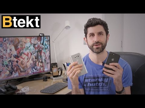 LG V30 vs iPhone 8 Plus - which should you buy?