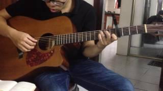 Mưa thuỳ chi ( guitar cover)