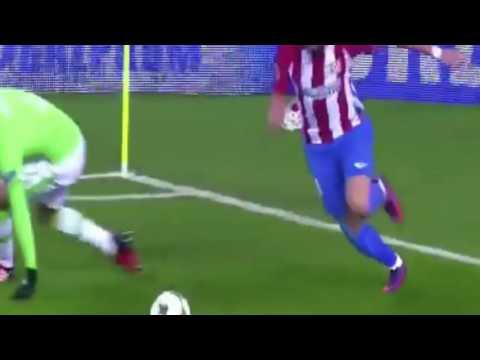 Carrasco amazing skill vs PSV Eindhoven 23/11/2016
