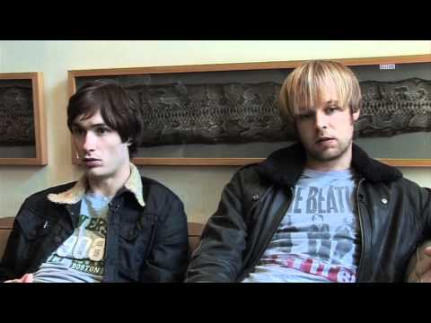 The Coral - James And Nick Interview part 5.mov