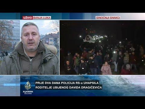 Raljić: MUP RS-a učestvovao u pripremi i organizaciji ubistva Davida Dragičevića