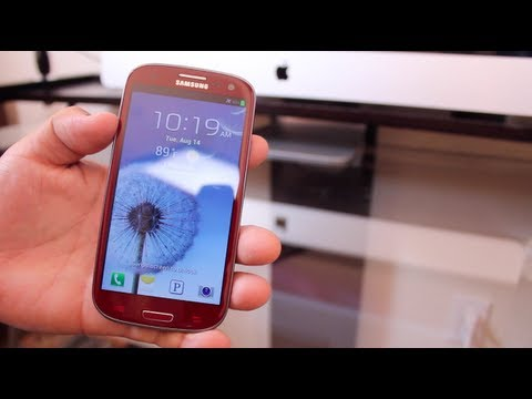 Review Samsung Galaxy S3 - Español