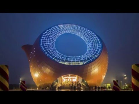 """China doesn't want any more """"weird architecture"""""""