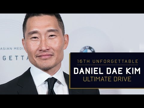 Daniel Dae Kim  Ultimate Drive at the 16th Unforgettable Gala