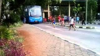 Klakson telolet bus zentrum tz60