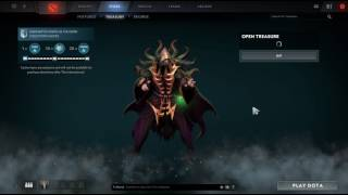 Opening of TI7 Collector's Cache with Rares and Invoker Bundle