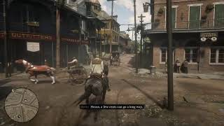 Road to Platinum: Red Dead Redemption 2