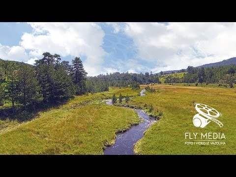 Vodice, Zlatibor - snimak iz vazduha