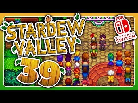 Die Hochzeit! 🌾 #39 • Let's Play Stardew Valley (Switch)