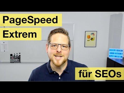 Ladezeitenoptimierung für SEOs: PageSpeed Extrem mit Kai Spriestersbach - Kostenloser Online-Vortrag